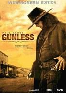 Gunless - DVD movie cover (xs thumbnail)