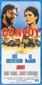 Convoy - Movie Poster (xs thumbnail)