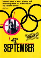 One Day in September - DVD cover (xs thumbnail)