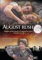 August Rush - Estonian VHS movie cover (xs thumbnail)