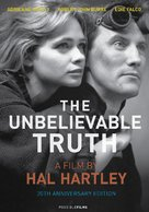 The Unbelievable Truth - DVD movie cover (xs thumbnail)