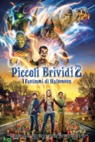 Goosebumps 2: Haunted Halloween - Italian Movie Poster (xs thumbnail)