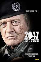 2047: Sights of Death - Italian Movie Poster (xs thumbnail)