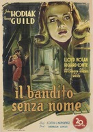 Somewhere in the Night - Italian Movie Poster (xs thumbnail)