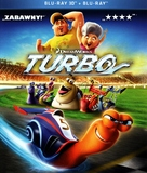 Turbo - Polish Blu-Ray movie cover (xs thumbnail)