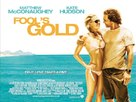 Fool's Gold - British Movie Poster (xs thumbnail)