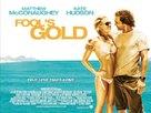 Fool's Gold - British Movie Poster (xs thumbnail)