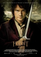 The Hobbit: An Unexpected Journey - Swiss Movie Poster (xs thumbnail)
