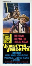 Vendetta per vendetta - Italian Movie Poster (xs thumbnail)