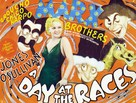A Day at the Races - Movie Poster (xs thumbnail)