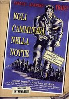He Walked by Night - Italian DVD movie cover (xs thumbnail)