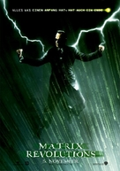 The Matrix Revolutions - German Movie Poster (xs thumbnail)