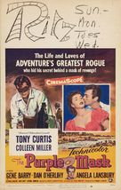 The Purple Mask - Movie Poster (xs thumbnail)