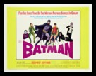 Batman - Theatrical movie poster (xs thumbnail)