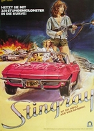 Stingray - German Movie Poster (xs thumbnail)