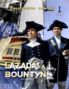 Mutiny on the Bounty - Hungarian Movie Poster (xs thumbnail)