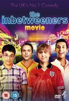 The Inbetweeners Movie - British DVD movie cover (xs thumbnail)
