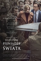 All the Money in the World - Polish Movie Poster (xs thumbnail)