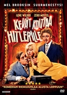 The Producers - Finnish DVD cover (xs thumbnail)