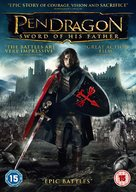 Pendragon: Sword of His Father - British DVD movie cover (xs thumbnail)