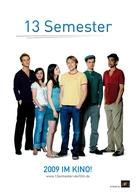 13 Semester - German Movie Poster (xs thumbnail)