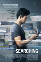Searching - Norwegian Movie Poster (xs thumbnail)