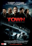 The Town - Australian Movie Poster (xs thumbnail)