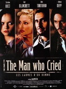 The Man Who Cried - French Movie Poster (xs thumbnail)