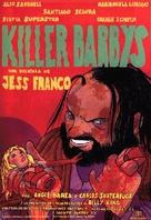 Killer Barbys - Spanish Movie Poster (xs thumbnail)