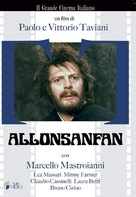 Allonsanfan - Italian DVD cover (xs thumbnail)