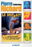 Le distrait - French Movie Cover (xs thumbnail)