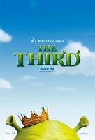 Shrek the Third - Teaser movie poster (xs thumbnail)