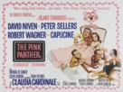 The Pink Panther - British Movie Poster (xs thumbnail)