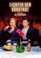 Laitakaupungin valot - German Movie Poster (xs thumbnail)