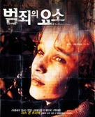 Forbrydelsens element - South Korean Movie Poster (xs thumbnail)