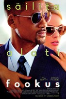Focus - Estonian Movie Poster (xs thumbnail)