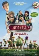 Metegol - German Movie Poster (xs thumbnail)