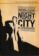 Night and the City - DVD cover (xs thumbnail)