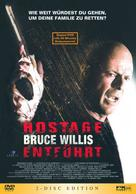 Hostage - German DVD cover (xs thumbnail)