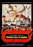Battaglia d'Inghilterra, La - German Movie Poster (xs thumbnail)