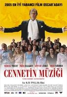 Så som i himmelen - Turkish Movie Poster (xs thumbnail)