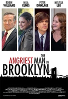 The Angriest Man in Brooklyn - Movie Poster (xs thumbnail)