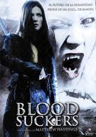 Bloodsuckers - Spanish Movie Cover (xs thumbnail)