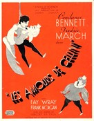 The Affairs of Cellini - French Movie Poster (xs thumbnail)