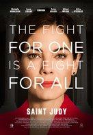 Saint Judy - Movie Poster (xs thumbnail)