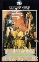 I sette magnifici gladiatori - Dutch Movie Cover (xs thumbnail)