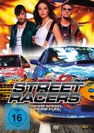 Stritreysery - German Movie Cover (xs thumbnail)