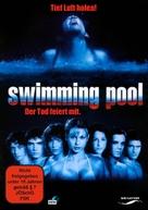 Swimming Pool - Der Tod feiert mit - German Movie Cover (xs thumbnail)