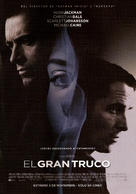 The Prestige - Argentinian Movie Poster (xs thumbnail)