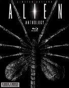 Alien: Resurrection - Greek Blu-Ray movie cover (xs thumbnail)